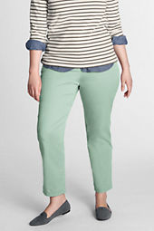 Women's Fit 2 Slim Ankle Chino Pants