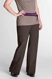 Women's Plus Size Original Fit Exhale™ Tummy Control Commuter Trousers