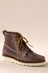 Men's Oak Street Bootmakers Brown Vibram Sole Camp Boot
