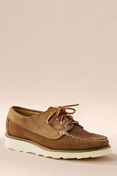 Men's Oak Street Bootmakers Peanut Suede Vibram Sole Trail Oxford