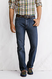 Men's Straight Fit 5-pocket Denim Jeans