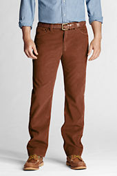 Men's 14-wale Corduroy 5-pocket Straight Fit Jeans