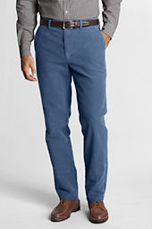 Men's Tailored Fit Moleskin Chinos