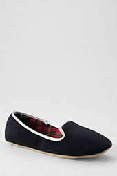 Women's Velvet Skimmer Slippers