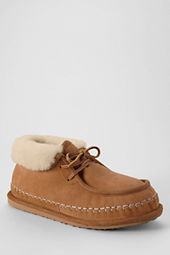 Men's Shearling Wallaby Slippers