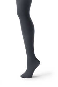 Women's Plus Size Opaque Control Top Tights