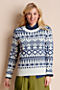 Winter White Fairisle Thumbnail 2