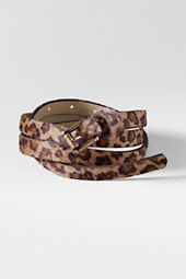 School Uniform Girls' Animal Print Belt