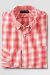 Men's Tailored Fit 40's Poplin Dress Shirt