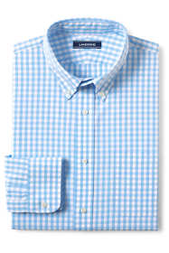 Men's Tall Tailored Fit 40s Poplin Dress Shirt