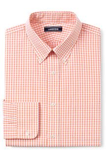 Men's Traditional Fit Poplin Shirt