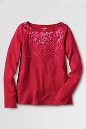 Girls' Sparkle T-shirt