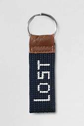 Men's Needlepoint Key Chain
