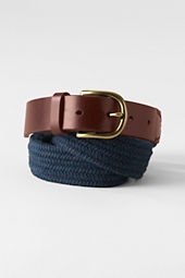 Men's Braid Surcingle Belt