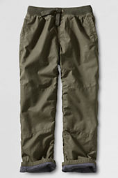Boys' Iron Knee® Lined Boat Pants