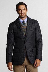 Primaloft Tailored Jacket 423638: Black