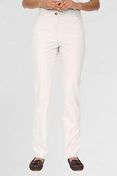 Women's Petite Pre-hemmed Original Comfort Waist  Everyday Chino Pants