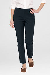 Women's Pre-hemmed UltraFit Side Zip No-waist Slim Leg Pants
