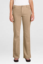 Women's Pre-hemmed Original 14-wale Corduroy Boot-cut Pants