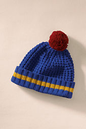 Men's Lambswool Shaker Knit Hat