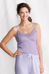 Women's Empire Waist Lace Cami