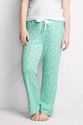 Women's Plus Cotton Print Pyjama Bottoms