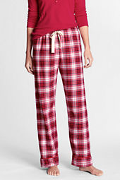 Women's Print Flannel Sleep Pants