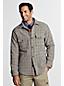 Men's Regular Wool Shirt Jacket
