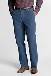 Men's Traditional Fit Moleskin Chinos