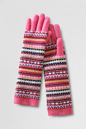 Women's FairIsle Elongated Glove
