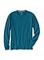 Men's Regular Long Sleeve Super-T Henley