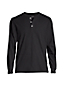 Men's Long Sleeve Super-T Henley T-shirt