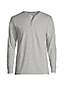 Men's Super-T Henley Long Sleeve T-shirt