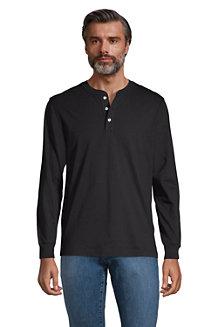 Men's Long Sleeve Super-T Henley T-shirt