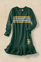Girls Long Sleeve Titletown Rugby Dress