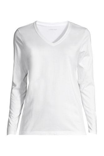 Women's Supima Long Sleeved T-shirt