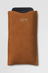 Suede & Shearling iPhone/iPod Case