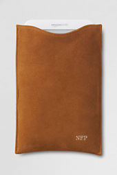 Suede & Shearling Kindle/Nook/iPad mini Case