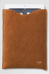 Suede & Shearling iPad Case