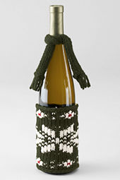 Wine Bottle Sweater