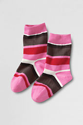 Girls' Pattern Socks
