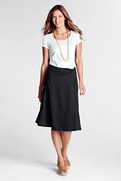 Women's Knot Waist Skirt