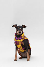 Reversible Down Pet Vest