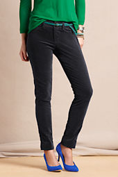 Women's Super Skinny Velvet Pants