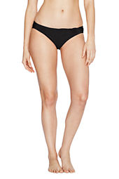 Women's Seaside Gardens Shirred Bikini Bottom