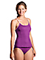 Women's Regular Plain AquaTerra™ X-Back Tankini Top