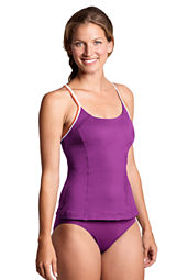 Women's AquaTerra X-back Tankini Top