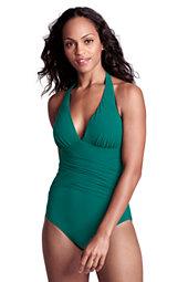 Women's Shape & Enhance Halterneck Swimsuit