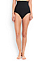 Women's Regular Shape and Enhance Ultra High Rise Bikini Bottoms