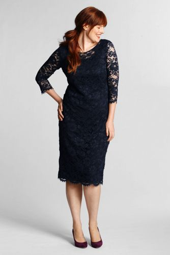 Plus size long dresses for women over 50